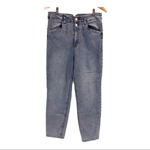 Dynamite Clothing High Waisted Straight Leg Jeans